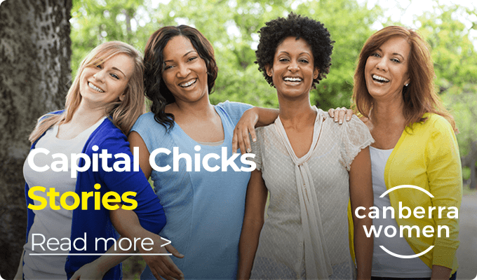 Capital Chicks CANberra Stories